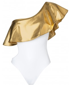 White Gold Diva Suit