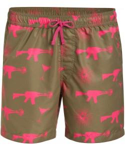 Beachclub Emperor olive Men shorts