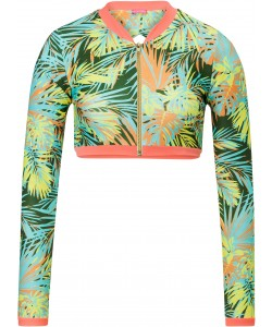Flamingo Jungle Rashguard