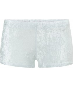Soft Summer Silver Hotpants