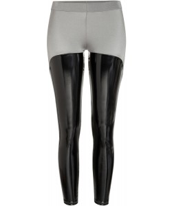 CLUB LEGS GRAY LEGGINGS