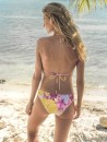 eniqua SUMMER BLOOM TRIANGLE   glamorous bikini on beach