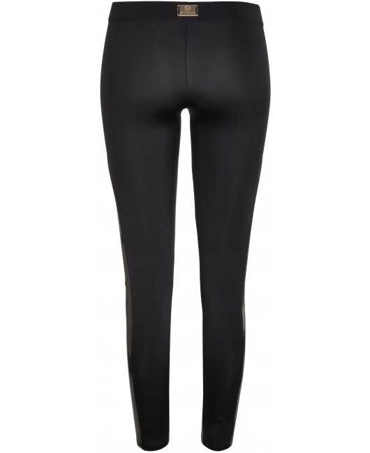 20170090 CLUB LEGS BLACK LEGGINGS