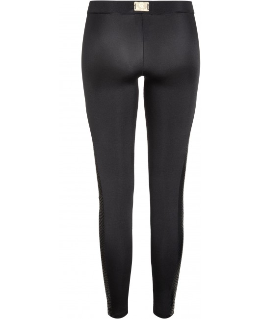 20170093 CLUB LEGS SNAKE FRONT LEGGINGS