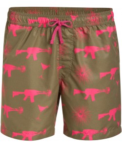 Beachclub Emperor olive Men shorts