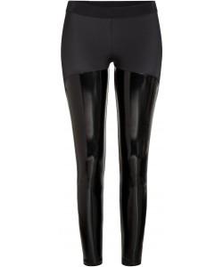 20170090 CLUB LEGS BLACK LEGGINGS