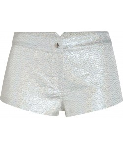 20170096 SILVER MERMAID HOT PANTS