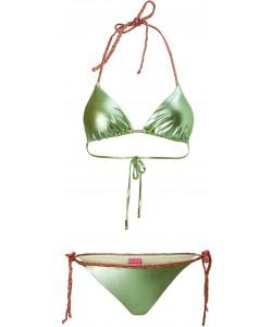 Gypsy Glam GreenB Triangle